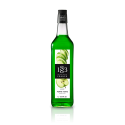 1883 Green Apple Syrup, 1L Glass