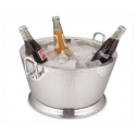 Avenue Double Wall Champagne Tub, 14¾""