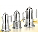 Coffee Maker, Stainless Steel - 2 Cup EF Style