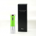 Cordless Electric Wine Opener, Green