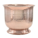 Copper Champagne Bucket, 10""
