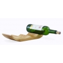Bamboo Wine Boat, 4-Bottle