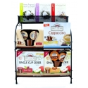 Multi-Purpose Coffee Capsule Organizer, Medium