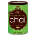 DAVID RIO Tortoise Green Tea Chai, 14-oz canister