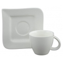 Delight Espresso Cup & Saucer, 4 Sets, 80ml in gift box