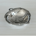 FABLE Silver Leaf Bowl, 6""