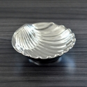 FABLE Silver Shell Bowl, 5.25""