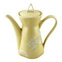 ORGANIC Coffee Pot, 1.2L (Yellow)