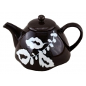 ORGANIC Teapot, 1.5L (Brown)