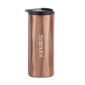 Keurig® 14oz Faceted Travel Mug