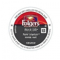 Folgers Gourmet Black Silk, 4 x 24 CT