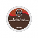 Tully's® Italian Roast Coffee, 4 x 24 CT