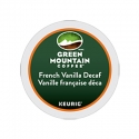 Green Mountain™ French Vanilla Decaf Coffee, 4 x 24 CT