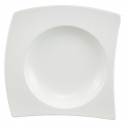 LUXURY Swirl Soup Plate, 10.25""
