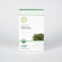 Aiya Tea Taster's Matcha Infused Sencha Tea, 15 Tea Bags Per Box