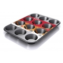 MRS. FIELDS 12 Cup Muffin Pan