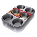 MRS. FIELDS Muffin Pan, 6 Cup