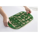 MRS. FIELDS Christmas Cookie Cutter Grid