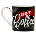 "Coffee Mug in Gift Box - ""Hot"""