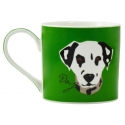 "Animal Coffee Mug in Gift Box - ""Dalmatian"""