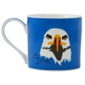 "Animal Coffee Mug in Gift Box - ""Eagle"""