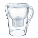 Aquavero Water Filter Pitcher - Aspen White