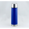Vacuum Travel Flask, Blue 350ml