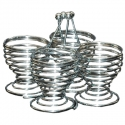 4-Piece Wire Egg Holders