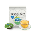 TASSIMO Tetley Green Tea, 5x14 Servings