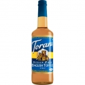 Torani Sugar Free English Toffee Syrup, 750ml