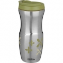 Trudeau Lulu Stainless Steel Tumbler Apple Green 16oz