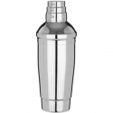 Trudeau Cocktail Shaker with Measuring Cap