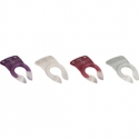 Trudeau Plate Clips Assorted 24/CDU