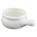 WHITE TIE French Onion Soup Bowl, 5""
