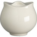 WHITE TIE Flow Sugar Pot