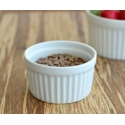 WHITE TIE 4-pc Ramekin Set, 3.5""