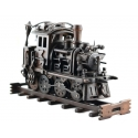Woodcraft, Train, Small