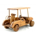 Woodcraft, Golf Cart