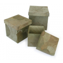 Set of 3 Leaf Boxes