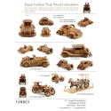 Woodcraft, Catalogue